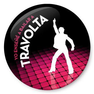 """Chapas para bodas: """"Yo enseñé a bailar a Travolta"""""""